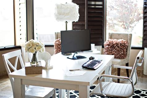 trendy office decor my home office decorating the tomkat studio blog