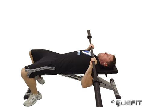neck pain from bench press barbell neck press exercise database jefit best