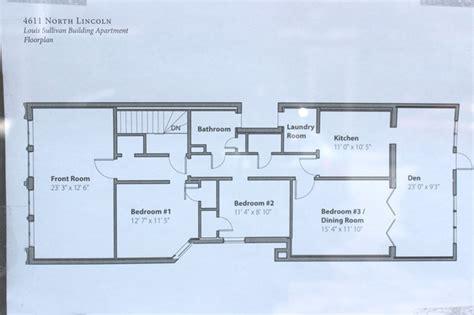 chicago apartment floor plans louis sullivan apartment for rent evil spirits have