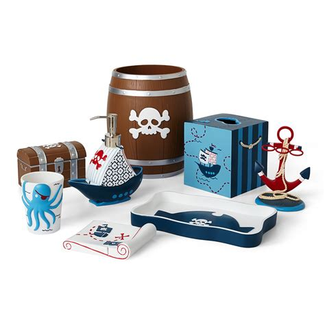 kassatex pirates bath accessories bloomingdale s