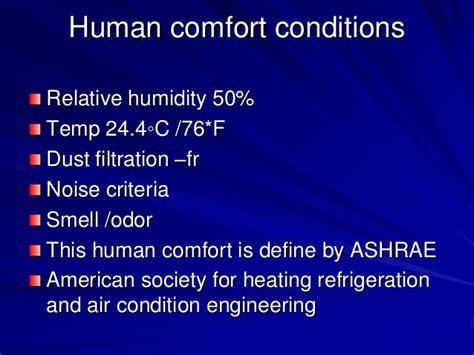 designing for comfort iaq air distribution per ashrae hvac
