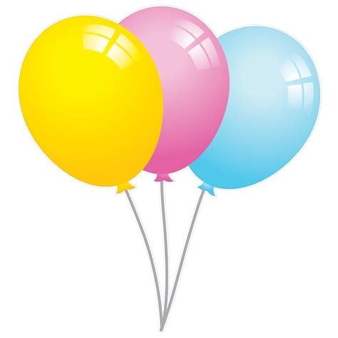 Find Birthday Birthday Ballon Pictures Clipart Best