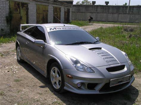 2005 Toyota Celica Gt Used 2005 Toyota Celica Photos 1800cc Gasoline Ff