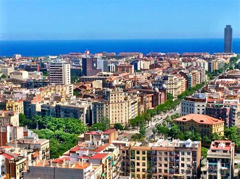 barcelona from above barcelona a look inside gaud 237 s architecture 187 lavi was here