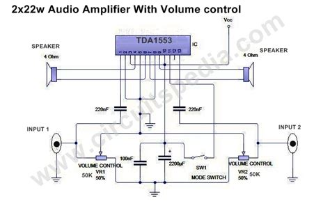 Power Lifier Phase Audio car stereo lifier circuit diagram wiring diagram