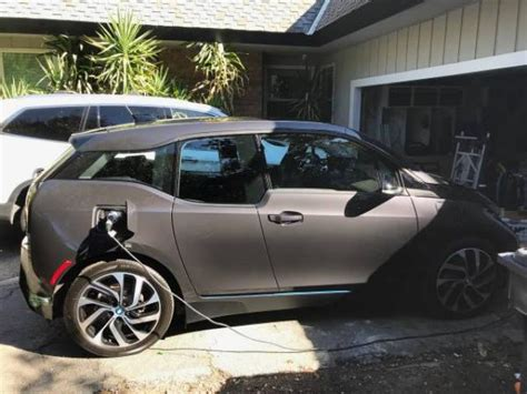 Bmw I3 Sticker by 2015 Bmw I3 W Range Extender Hov Stickers 19k