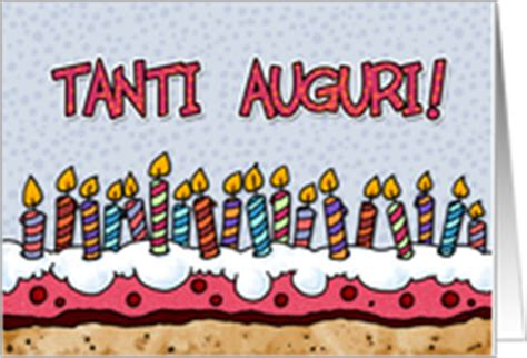 Happy Birthday And Best Wishes In Italian Happy Birthday Quotes In Italian Quotesgram