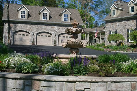 gray stone house manor stone stonehouse solutions