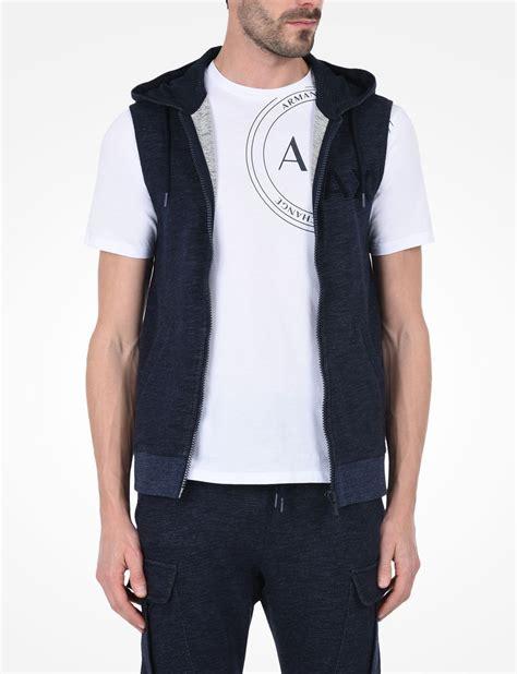 Sweater Pria Fleece Jaket Zipper Hoodie Distro Infcl Eklusif armani exchange sleeveless fleece hoodie fleece jacket for a x store