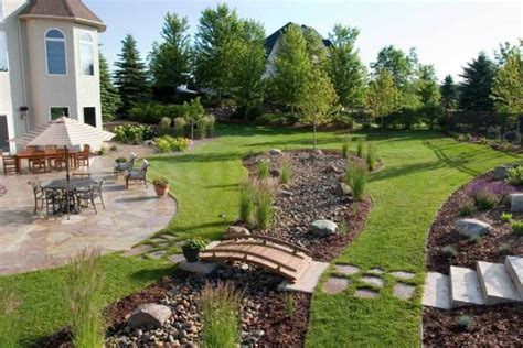 backyard solutions landscape drainage solutions for minneapolis st paul yards southview design