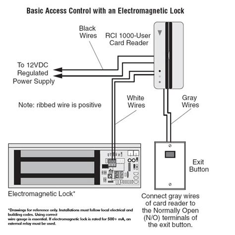 pir with mag lock wiring diagram magnetic door locks