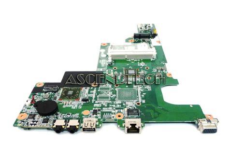 Laptop Notebook Bekas Second Seken Compaq Cq43 Amd hp pavilion 2000 presario cq43 series laptop motherboard 647320 001 669136 001 ebay