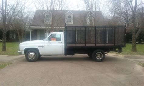 1983 chevrolet c 30 dually 1 ton truck for sale
