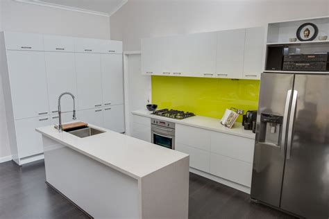 gloss kitchen ideas white gloss kitchen design ideas find inspiration in melbourne