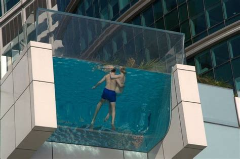 Backyard Pools Dubai Vertigo Inducing Designs Are Now Available At A Rooftop