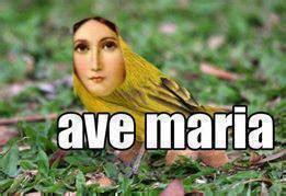 Ave Maria Meme - segura essa marimba monamu f 243 rum 183 habbid