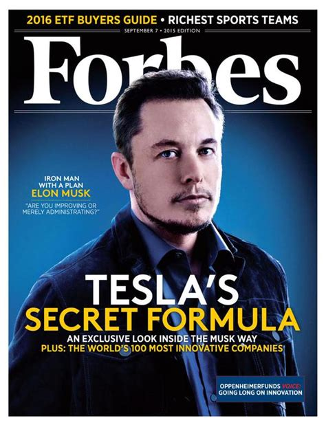 Elon Musk Forbes | elon musk quot south africa was quite a violent place