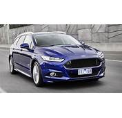 2015 Ford Mondeo Pricing And Specifications  Photos
