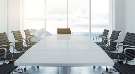 Business Table by Insufficient Technology Expertise In Bank Boardrooms Says