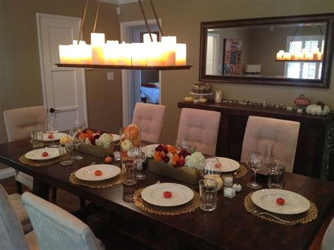 Dining Room Fall Centerpieces Chilewich Dahlia Placemats Houzzers Tablescapes Capture