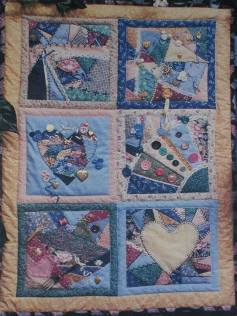 Patchwork Wall Hanging Patterns - 1000 images about aquilting we will go on