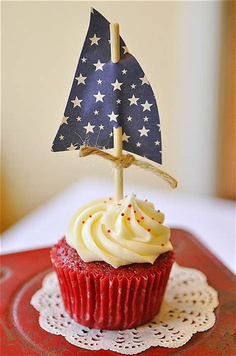 boat shelf for cupcakes 1000 ideas about nautical cupcake on pinterest sailboat