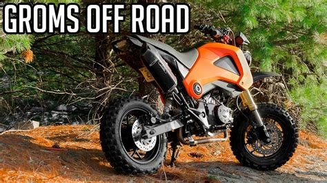 honda grom road tires road honda grom adventure