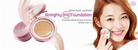 Etude Cushion Di Counter anshiera make up review etude house precious mineral any