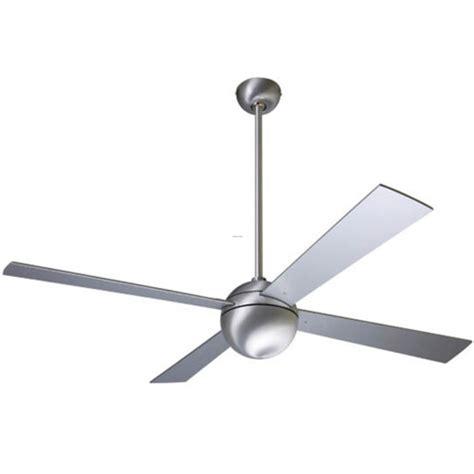 modern fan brushed aluminum 42 inch ceiling fans