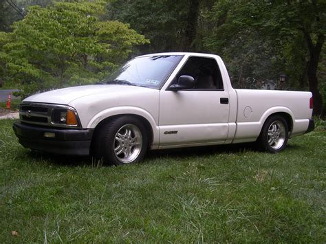 s10 bed 1997 s10 short bed 2wd lowered ls1tech