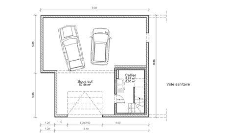garage 3 voitures garage 3 voitures plan