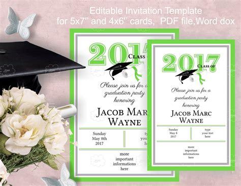 free graduation announcement maker hatch urbanskript co