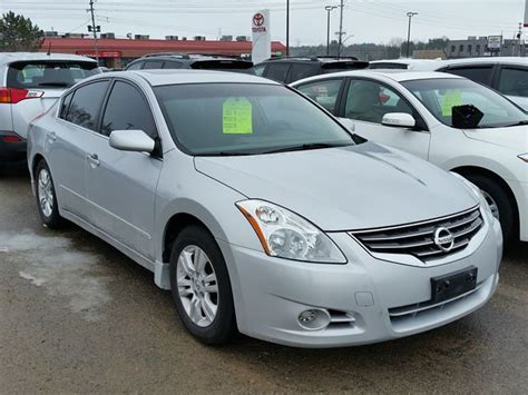2010 Nissan Altima S by 2010 Nissan Altima 2 5 S Midland Ontario Used Car For