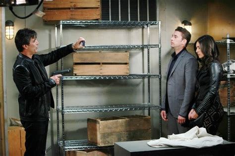 days of our lives spoilers chad and belle grow closer days of our lives spoilers deimos comes unhinged pulls a