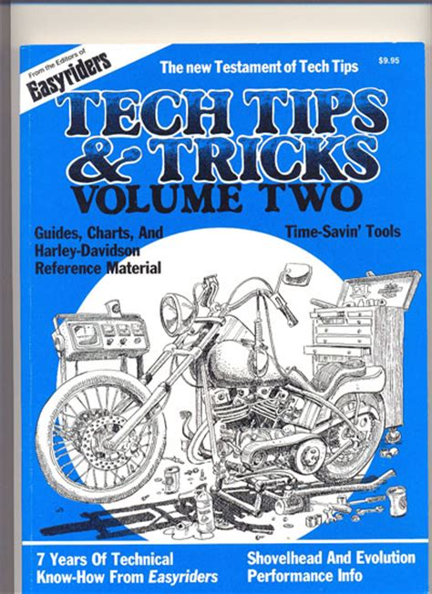 easyriders tech tips tricks review