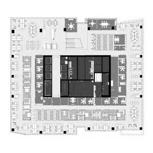 social tables floor plan technology goes collaborative deloitte quebec hq arney fender katsalidis archdaily