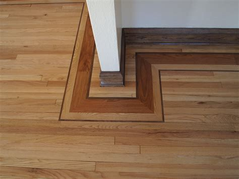 Wood Floor Borders by Borders Vents Feature Strips And More Make Your