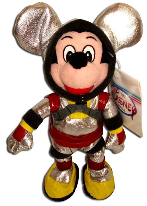 donald pop doll astronaut mickey mouse disney store plush doll