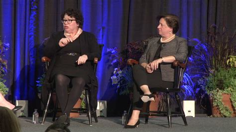 kagan supreme court supreme court justices kagan and sotomayor speak about the