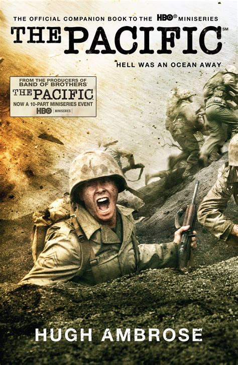 film perang real the pacific hell was an ocean away by hugh ambrose