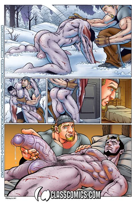 Deimos Dead Of Winter Now Available Class Comics