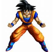 Goku Tenkaichi 3 Colouring Pages