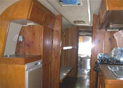 Two Floor Plans Sierra Trailer Restoration Tradewind Airstream Trailer