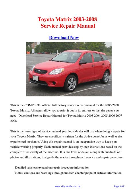 auto repair manual online 2008 toyota highlander transmission control service manual pdf 2008 toyota matrix workshop manuals 2003 2004 2005 2006 2007 2008 toyota