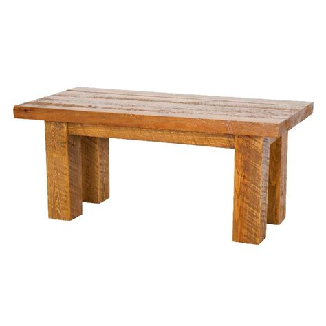 barnwood coffee tables tables and seating barnwood coffee table bw36
