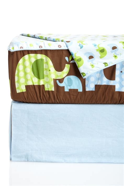 Nordstrom Rack Bedding by Skip Hop Elephant Bumper Free 4 Crib Bedding