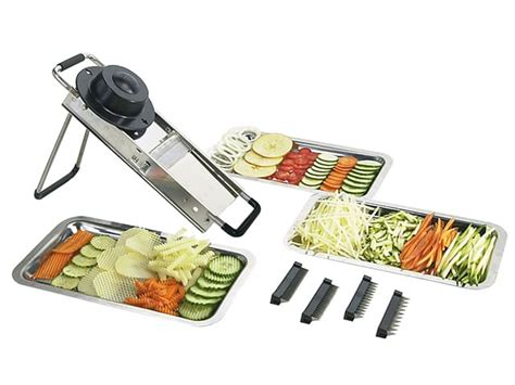 Japanese Kitchen Knives Brands by Stainless Steel Professional Mandoline Slicer Bron