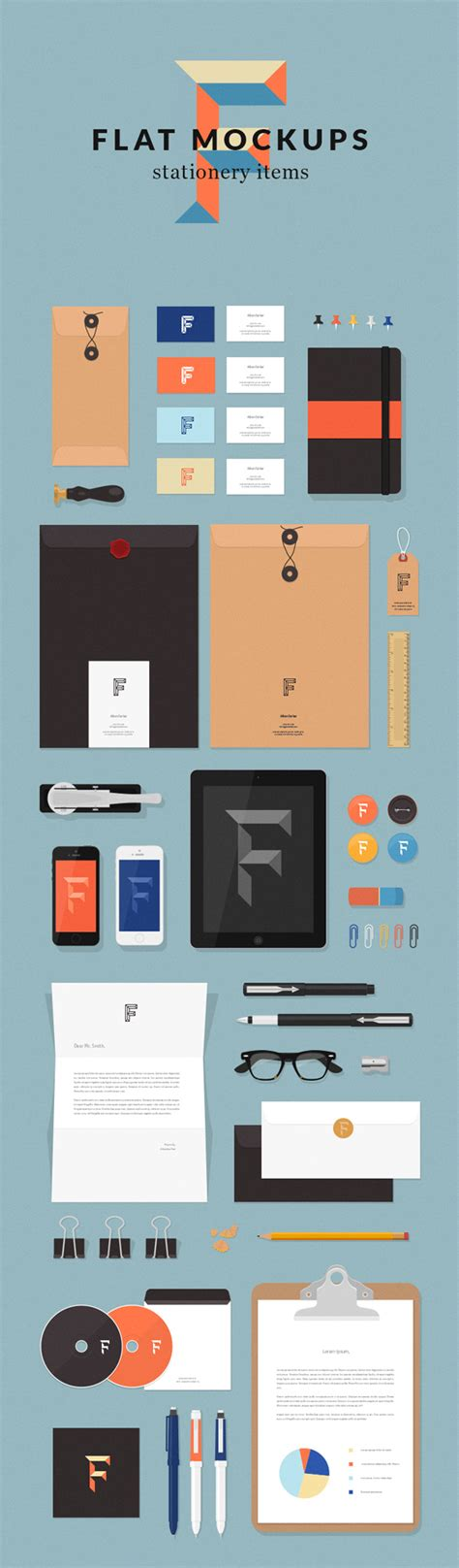 printable stationery items 50 free branding identity stationery psd mockups