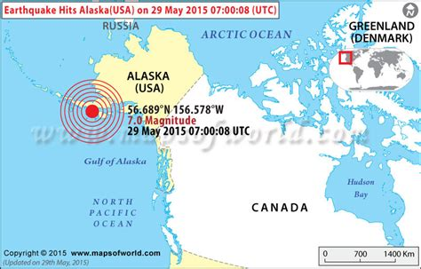 earthquakes in usa areas affected by earthquakes in usa