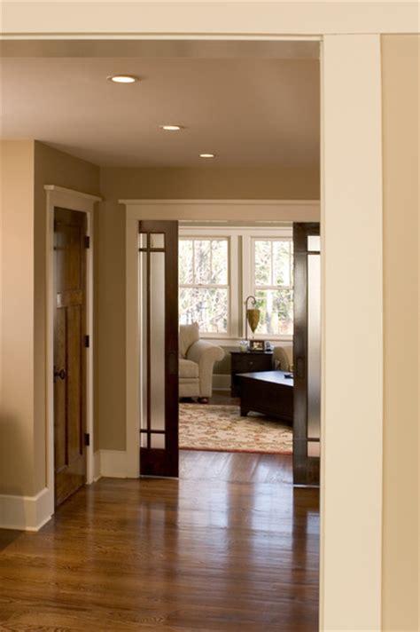 Bedroom Pocket Doors Master Bedroom Sitting Room With Pocket Doors Craftsman